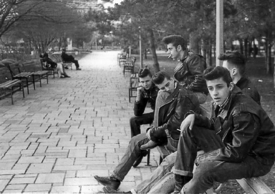 greasers